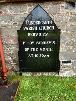 Tundergarth Parish Churchyard
