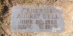 Aubrey Dell Cantrell