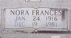Nora Francis Cantrell