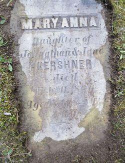 Mary Anna Kershner