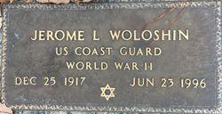 Jerome L Woloshin
