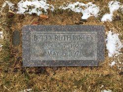 Betty Ruth Inkley