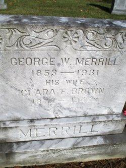 George W. Merrill