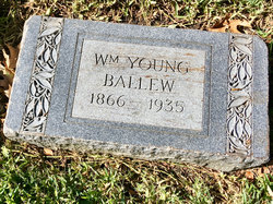 William Young Ballew