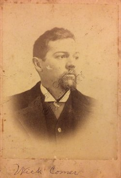 Robert Wickliffe Comer