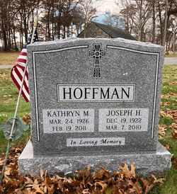 Joseph H Hoffman