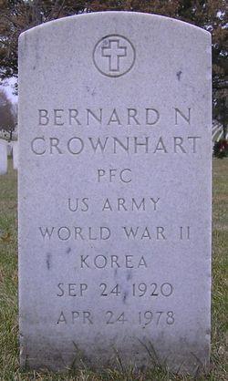 Bernard N Crownhart