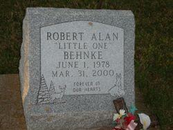 """Robert Alan """"Little One"""" Behnke"""