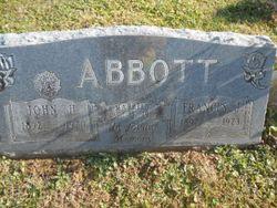 Frances J. <I>Dean</I> Abbott