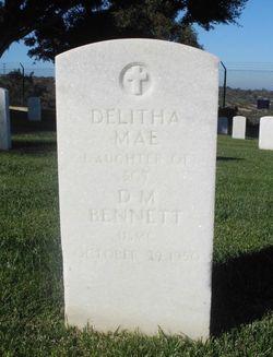 Delitha Mae Bennett