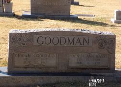 Charlie R. Goodman