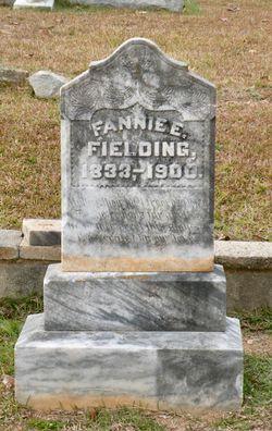 Fannie E. <I>Harrison</I> Fielding