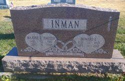 Maxine Elizabeth <I>Hauser</I> Inman