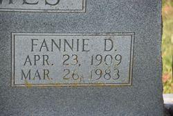 Fannie D. <I>Austin</I> Holmes