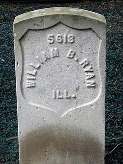 William B Ryan