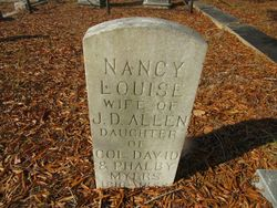 Nancy Louise <I>Myers</I> Allen