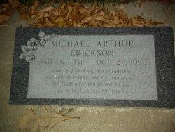 Michael Arthur Erickson