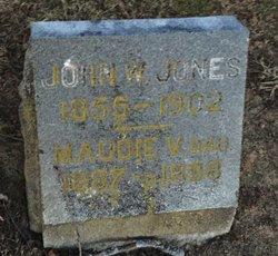 Maudie V Jones