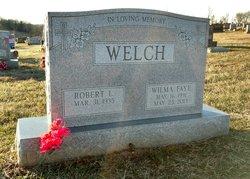 Wilma Faye <I>Boone</I> Welch
