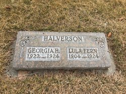 Lula Fern Halverson