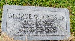 George W. Jones, Jr