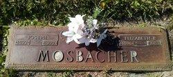 """Elizabeth Pauline """"Bessie"""" <I>Elder</I> Mosbacher"""