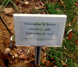 Christopher M Brown
