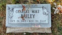 "Charles Michael ""Mike"" Bailey"
