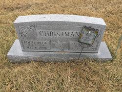 Edith Irene <I>Brewer</I> Christman