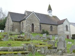 St Michael's and All Angels Churchyard