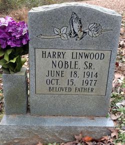 Harry Linwood Noble, Sr