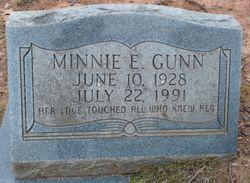 Minnie E. Gunn