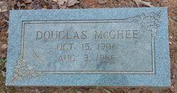Douglas McGhee