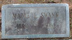 Mabel Lillian <I>Nunnally</I> Swann