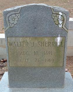 Walter J. Sherrill