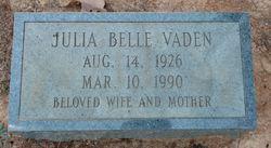 Julia Belle Vaden