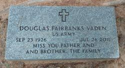 Douglas Fairbanks Vaden