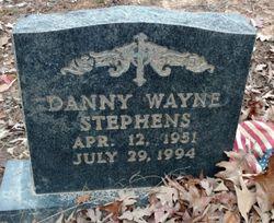 Danny Wayne Stephens