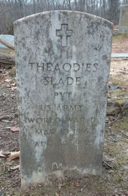 Theaodies Slade