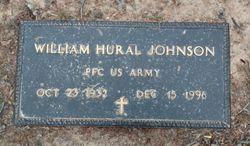 William Hural Johnson