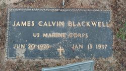 James Calvin Blackwell