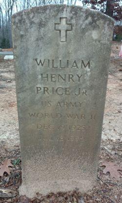 William Henry Price, Jr