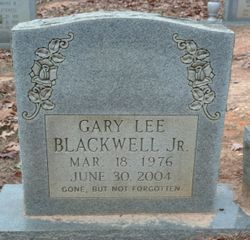 Gary Lee Blackwell, Jr