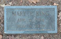Mary P. King
