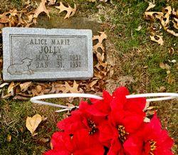 Alice Marie Jolly