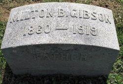 Milton B. Gibson