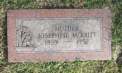 Josephine <I>Burns</I> Merritt