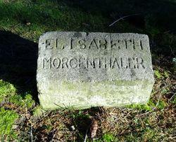 Elisabeth Morgenthaler