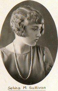 Selina Mary <I>Sullivan</I> Boothe