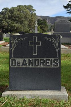 Mary Agnes <I>Reilly</I> DeAndreis